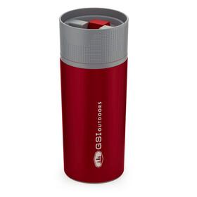 GSI Glacier Stainless Commuter Mug 500ml red